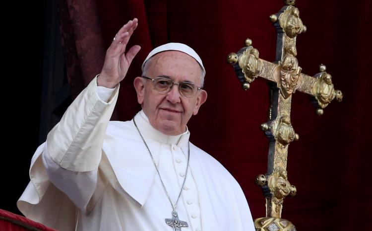 Papa Franjo: Voljenom američkom narodu želim obilje blagoslova