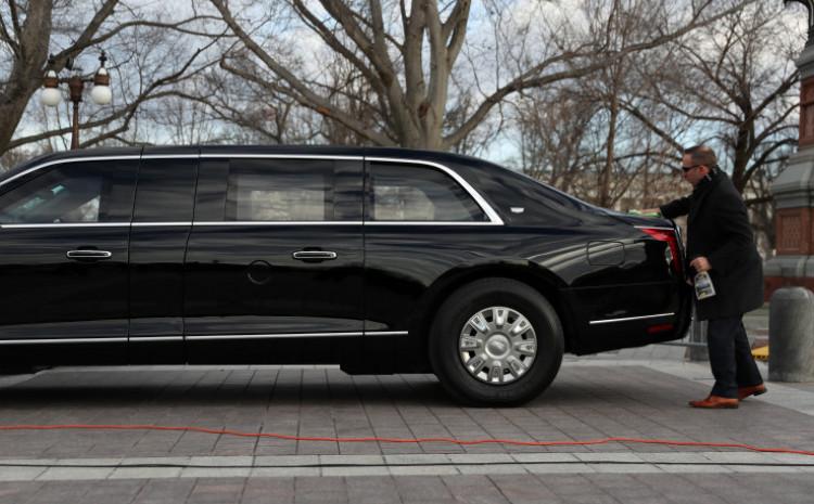 Predsjednička limuzina