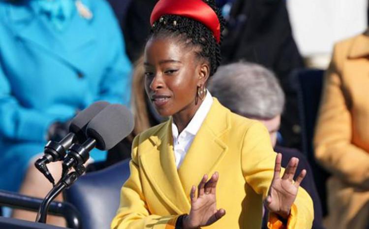 Gorman: Najmlađa pjesnikinja koja je nastupila na inauguraciji