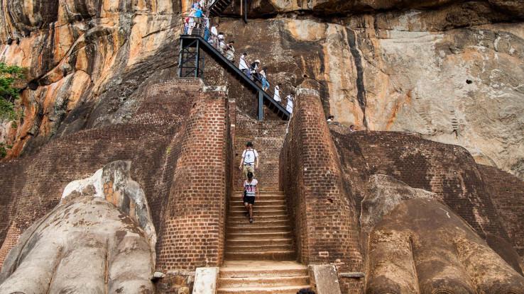 Sigirija je danas na popisu svjetske baštine pod zaštitom UNESCO-a