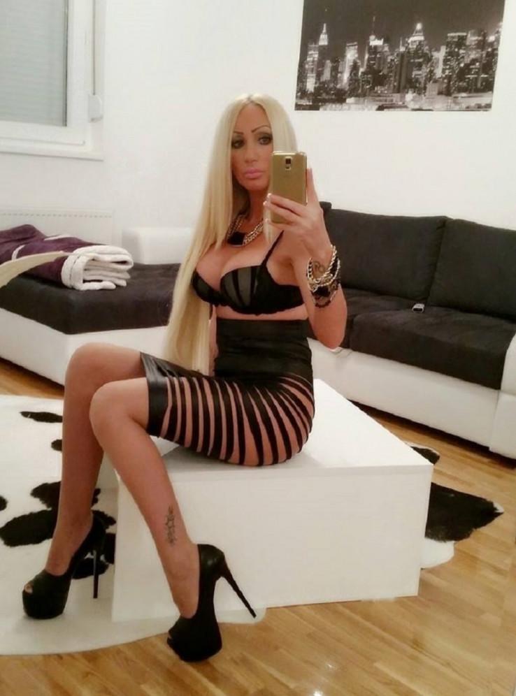 Beogradska starleta ucjenjivala snimcima seksa