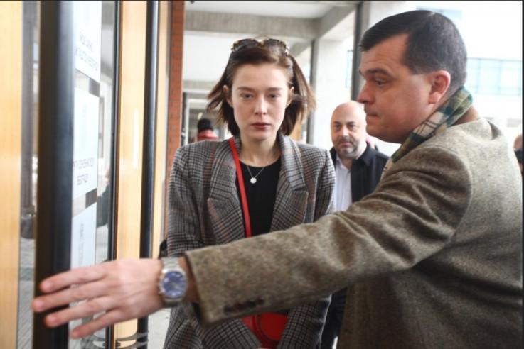 Radulović: Jučer pet sati davala izjavu