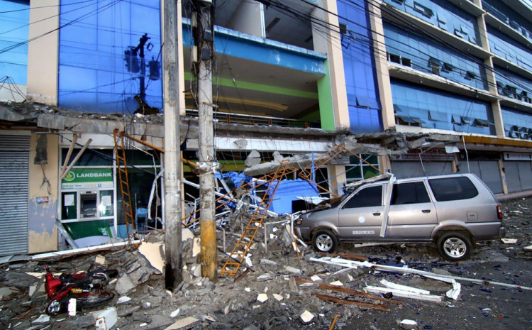 I u prošlosti zabilježeni zemljotresi