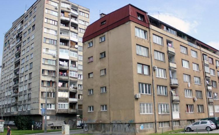 Grbavička ulica: Sporna zgrada
