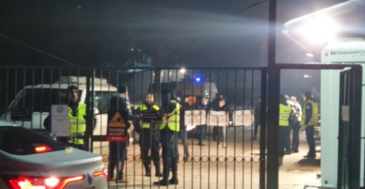 Migranti sinoć napali radnike IOM-a
