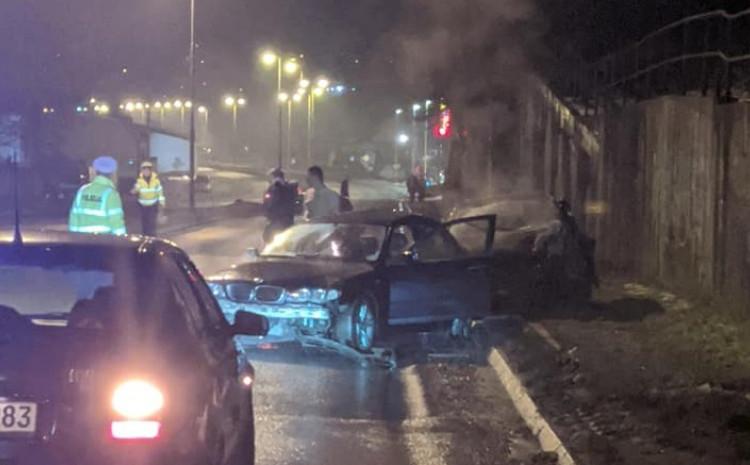Nakon uviđaja bit će poznati detalji o ovoj saobraćajnoj nesreći