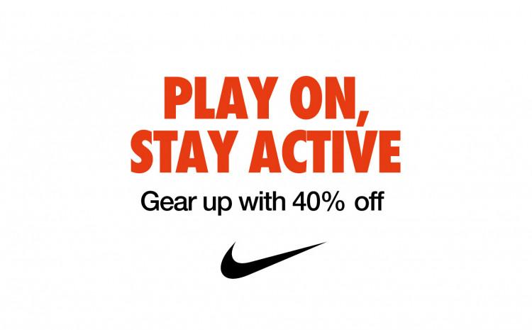 Sezonsko sniženje startovalo je u Nike shopovima širom BiH