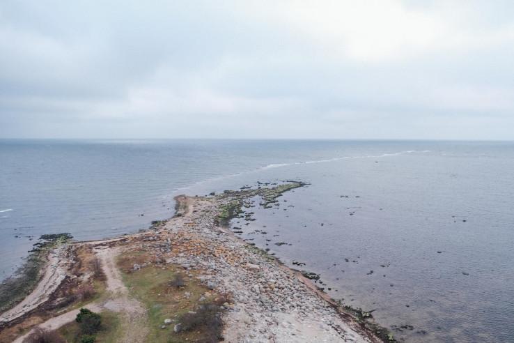 Otok Kihnu u Baltičkom moru