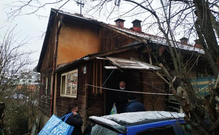 Kuća u kojoj je živjela Stanković