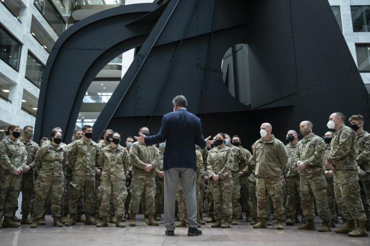 """Oko 15.000 vojnika vratit će se kući """"što je prije moguće"""""""