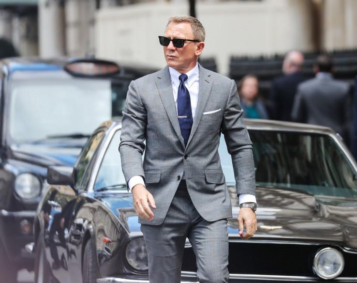 Danijel Krejg kao Džejms Bond