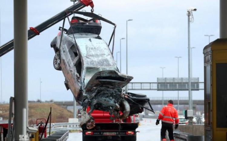 Stravične slike s mjesta nesreće