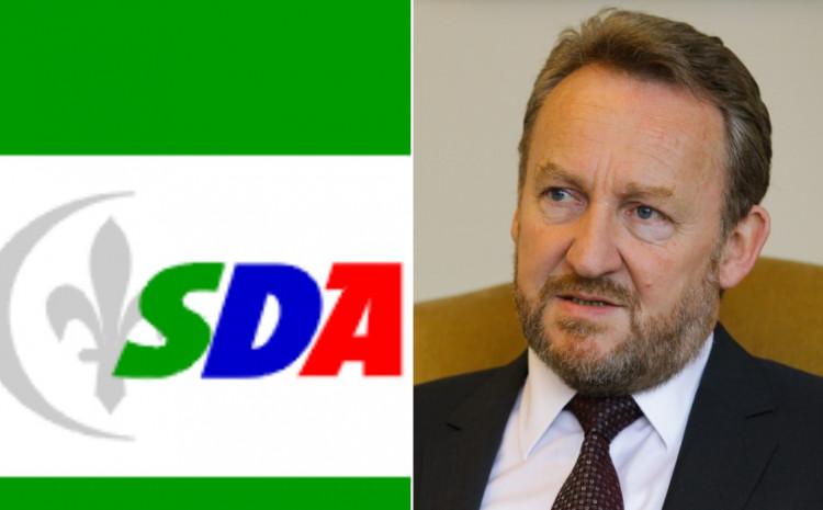 SDA: Uzaludno je pretvarati se da ne vidimo činjenice