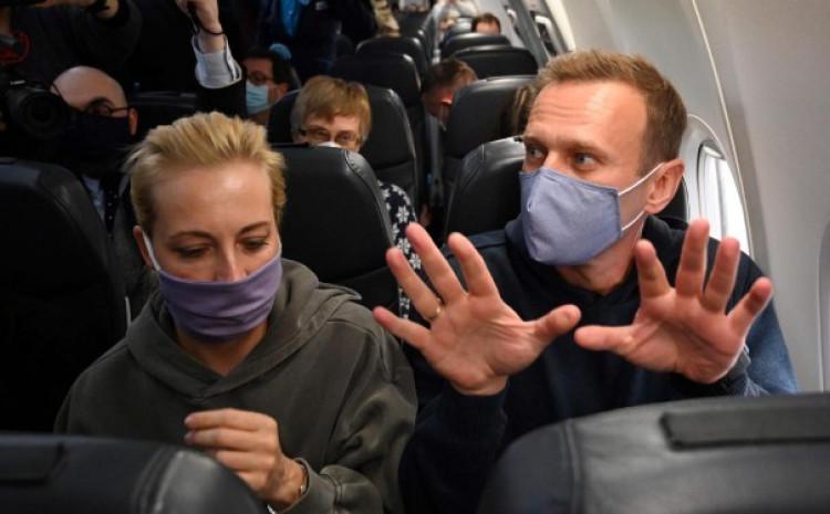 Supruga Alekseja Navaljnog puštena iz pritvora