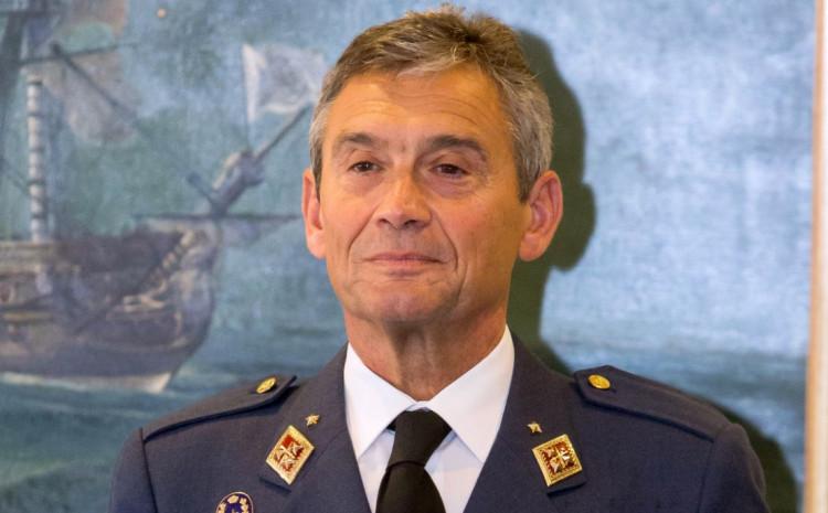 General Miguel Angel Vilaroje