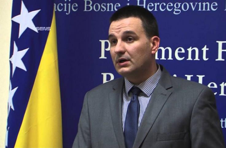 Aner Žuljević, zastupnik  Federalnog parlamenta i član Predsjedništva SDP-a BiH
