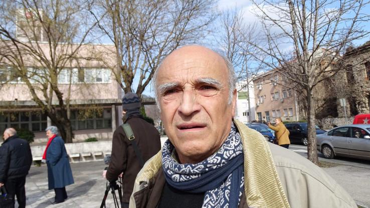 Sead Đulić, dramski pedagog  i predsjednik SABNOR-a  Bosne i Hercegovine