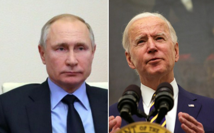 Putin i Bajden