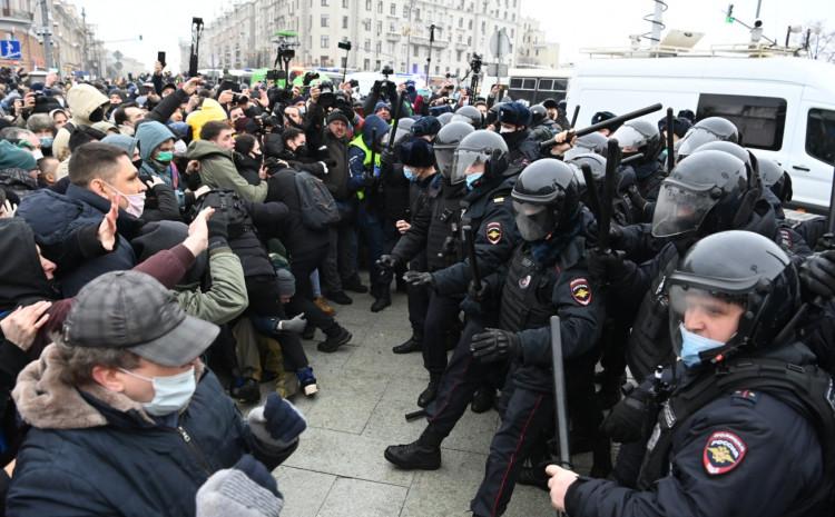 Sukobi s policijom