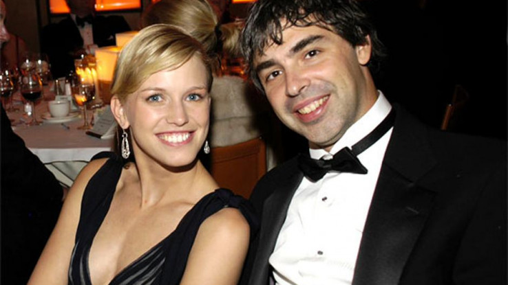 Lucy Southworth supruga je suosnivača Googlea