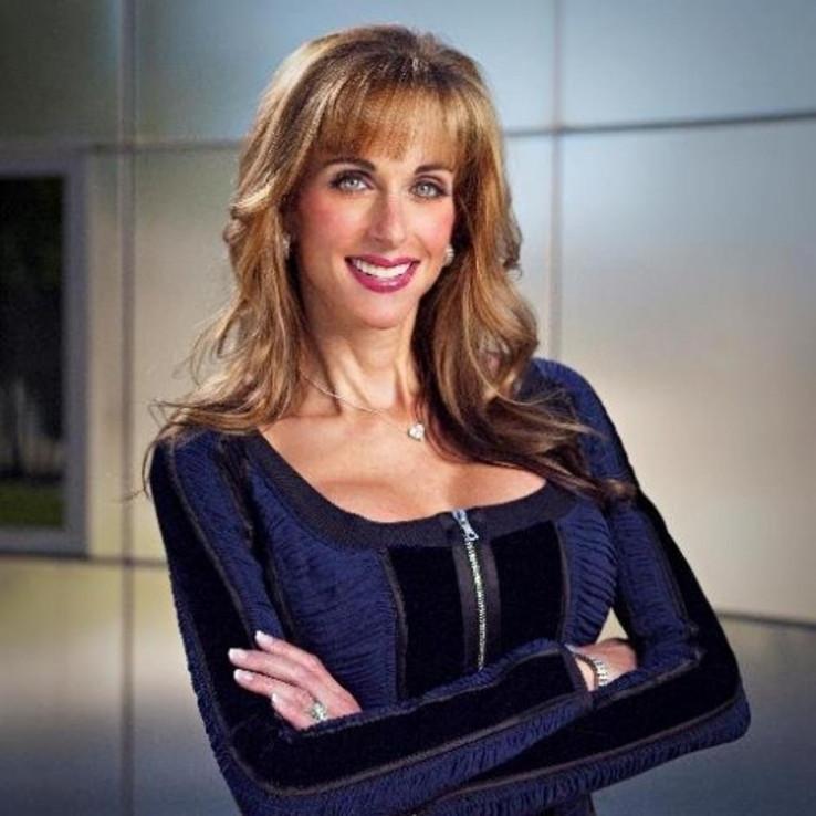 Susan Lieberman Dell, supruga predsjednika uprave Della