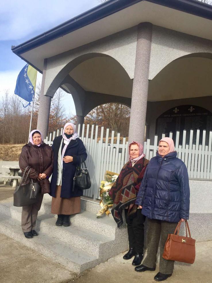 Želja mi je da makar pronađu kosti unučeta, govori Muharemović