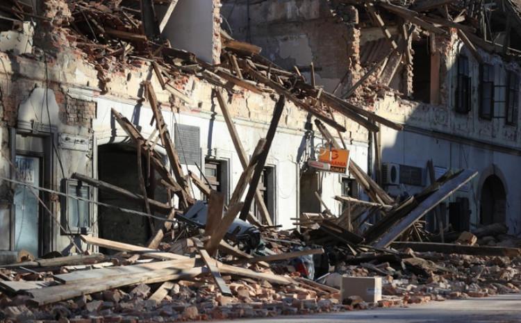 I ranije zabilježeni zemljotresi u Hrvatskoj