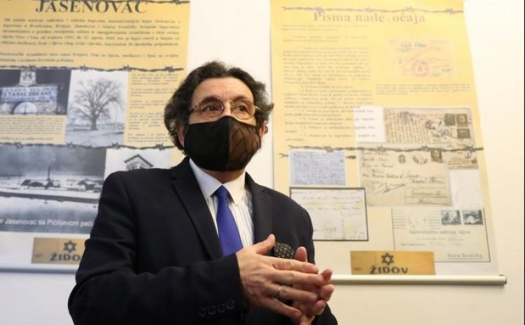 Tauber: Mali broj ljudi je preživio koncentracione logore