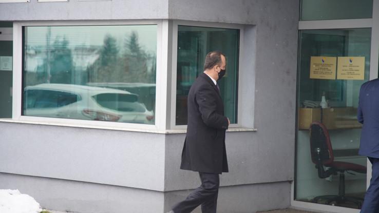 Ambasador ulazi u Tužilaštvo BiH