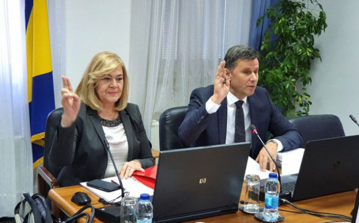 Milićević and Novalić: Accused Prime Minister and Deputy Prime Minister of the FB&H Government