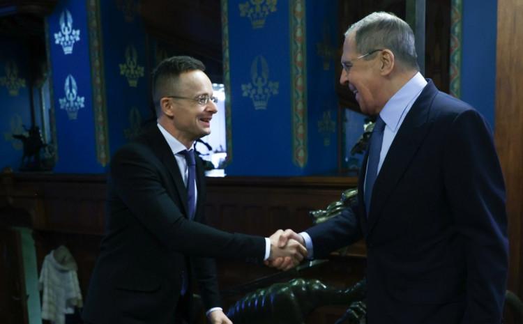 Sjarto s Lavrovim