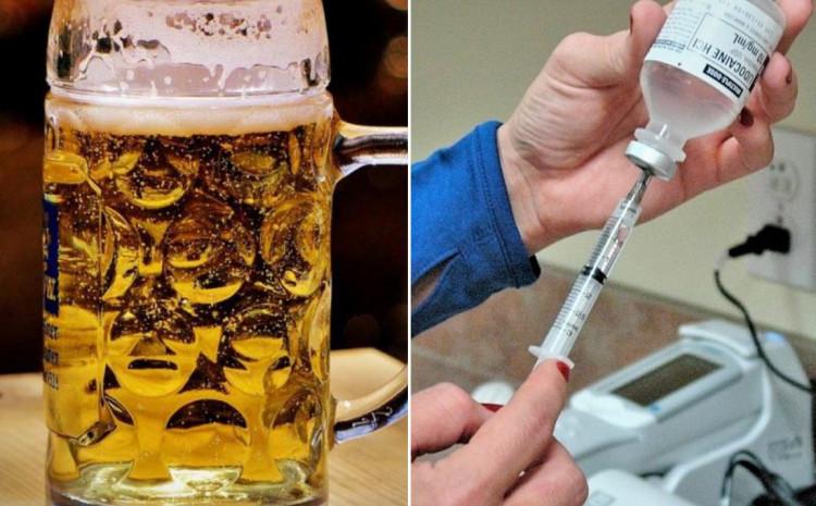 Alkohol neće štetiti, ako budete jako umjereni