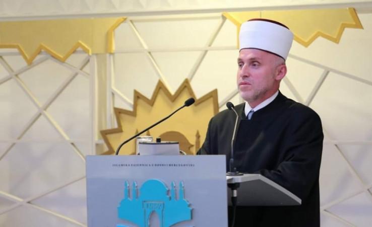Muftija Kudić: Suosjećamo s vašim bolom i tugom