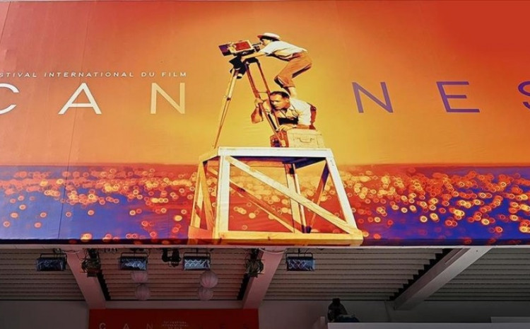 The annual festival is attended by more than 45,000 people including journalists and film professionals