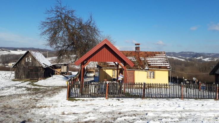 Kuća u kojoj je živio Veselić