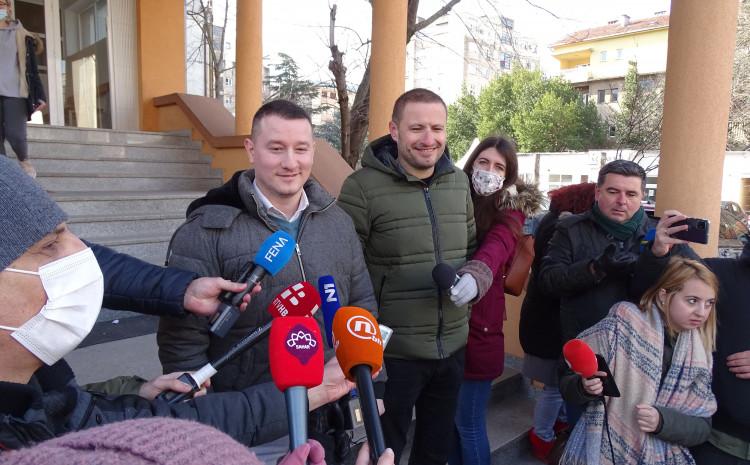 Anić i Vuković nakon sastanka