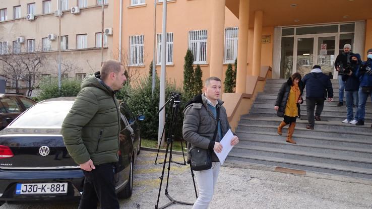 Vuković i Anić pred sastanak