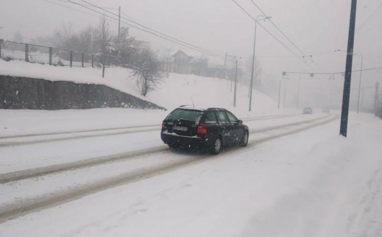 Snijeg u Livnu, Kupresu i Mrkonjić-Gradu