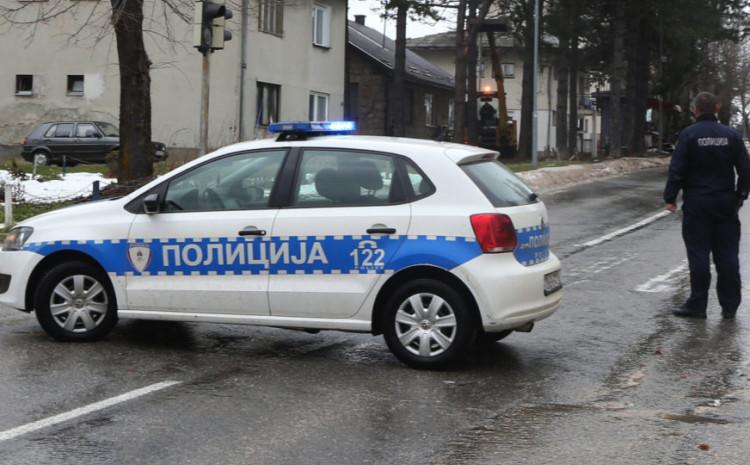 Obaviještena policija