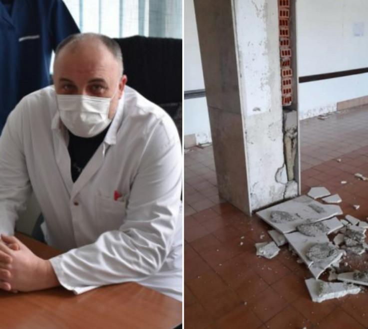 Ademir Jusufagić, direktor Doma zdravlja Bihać