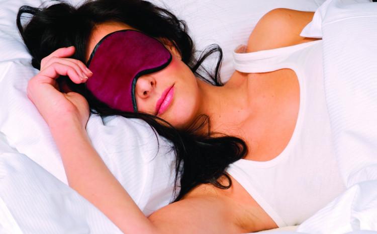 Sa maskom ćete ugodnije spavati