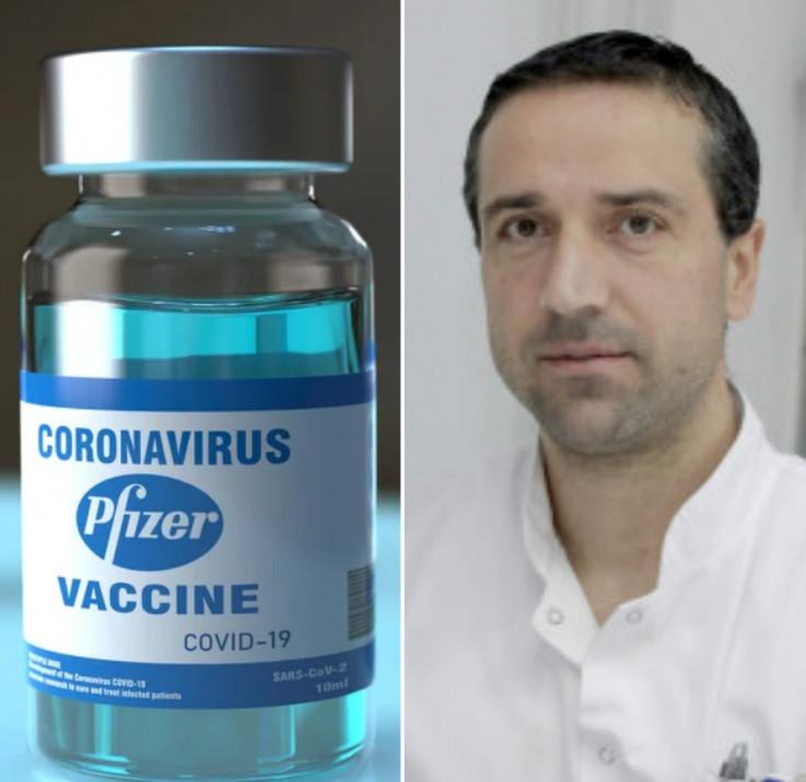 Dr. Zaid: Mislim da smo jedinstveni u svijetu zbog vakcina