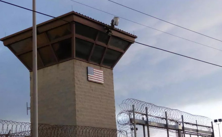 """Zatvor u Gvantanamu, na Kubi, namijenjen je zatvorenicima povezanim s """"ratom protiv terorizma"""""""