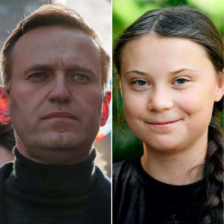 Navaljni i Tanberg među nominiranima za Nobelovu nagradu