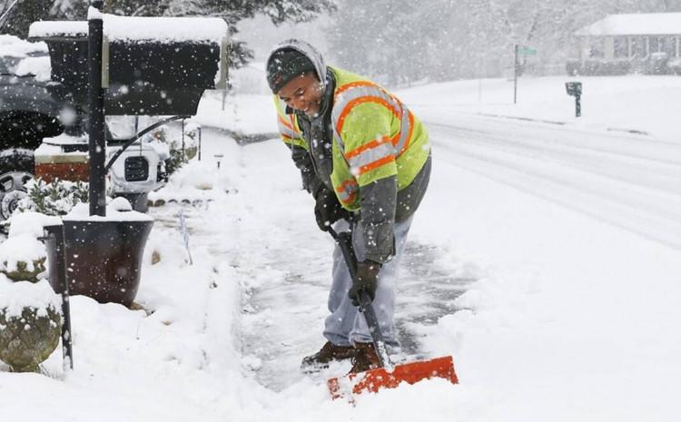 Očekuje se 45 do 60 centimetara snijega