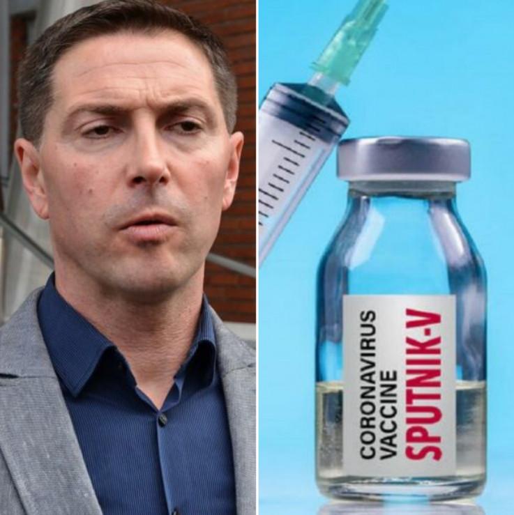 Kovačević potvrdio isporuku ruskih vakcina