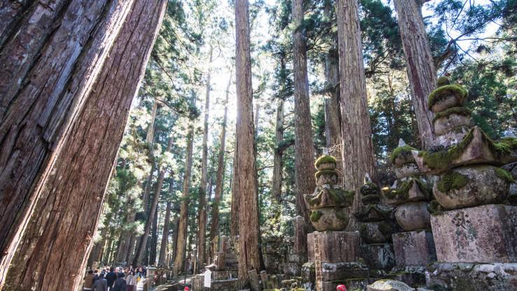 Kukaijeva duhovna zemlja čuda nalazi se na mjestu UNESC-ove svjetske baštine