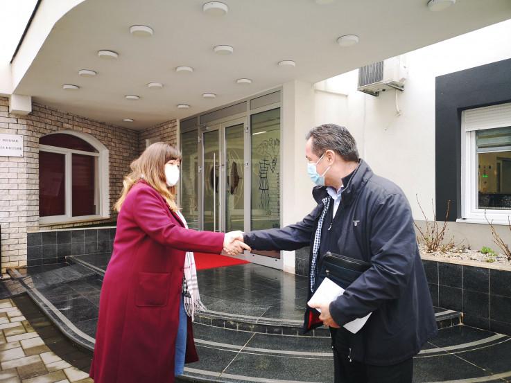 Baralija i Guzin: Kandidati za gradonačelnika