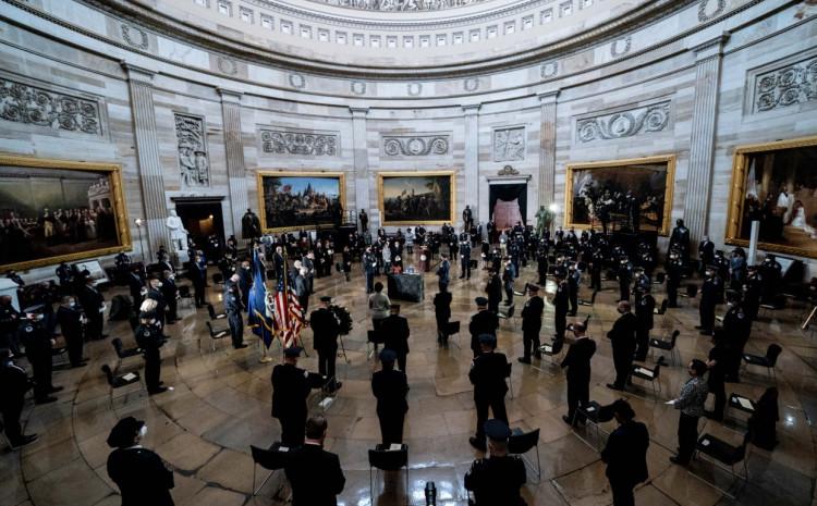 Ceremonija u zgradi Kongresa