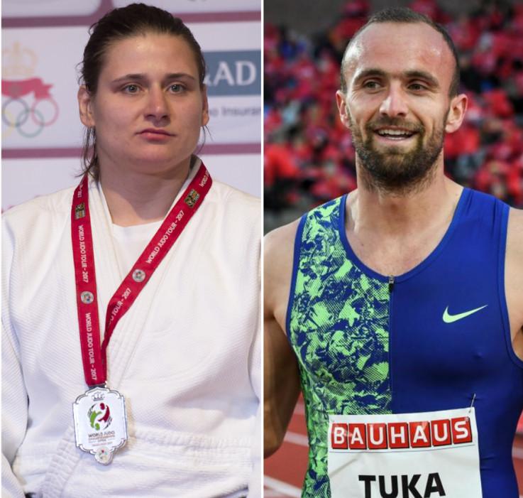 Larisa Cerić i Amel Tuka